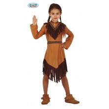 Kostým Indiánka Wiwa