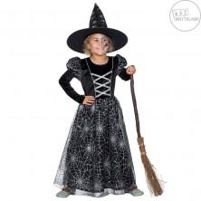Kostým pavučinová čarodějnice