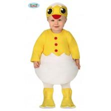 Kostým kuriatka pre najmenších