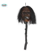 Prepichnutá hlava - 53 cm