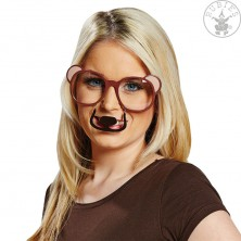 Okuliare medvedík