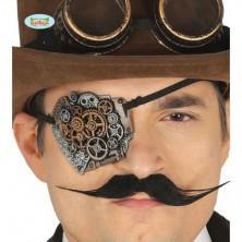Steampunk - klapka na oko
