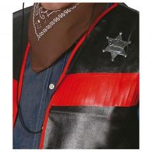 Hviezda kovová SHERIFF
