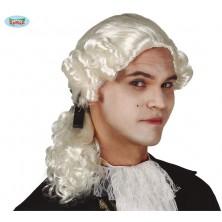 Paruka - muž 18. století