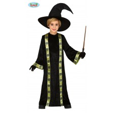 Kúzelník - kostým s klobúkom