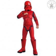 Červený Stormtrooper Deluxe EP. IX - detský