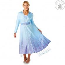 Kostým Elsa Ľadové kráľovstvo 2 pre dospelých