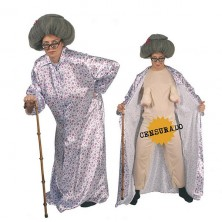 Sexy babička - veľ. 52 - 54
