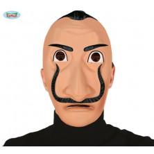 Maska s briadkou