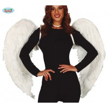Veľká páperová anjelská krídla