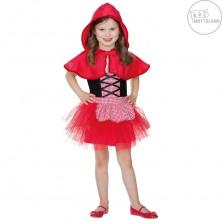 Červená Karkulka detský kostým