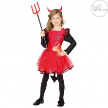 Čertica - detský kostým