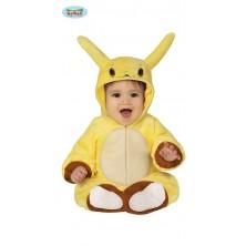 Pikaču - kostým pre najmenších