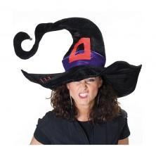 Čarodejnícky klobúk s rolničkou