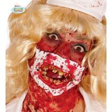 Rouška na ústa halloween