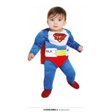 Superhrdina - kostým pre najmenších