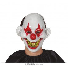 Maska zubatý klaun