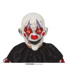 Maska klaun s cigarou