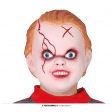 Maska dieťa s jazvou