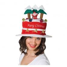 Vianočny klobúk
