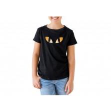Detské tričko mačacie oči