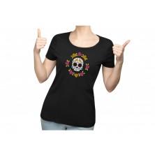Dámske tričko deň mŕtvych