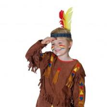 Indiánska čelenka malá