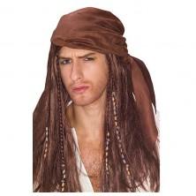 Pirát s šatkou