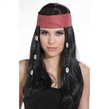 Pirát(ka) - karnevalová parochňa
