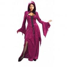 Burgundy Gothic Maiden
