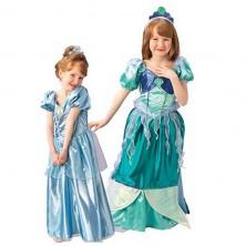 Kostým Ariel Platinium oboustranný  - licenčný kostým