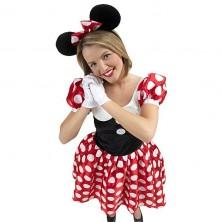 Minnie Mouse dospelá - licenčný kostým