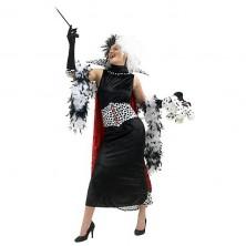 Cruella de Vil  - licenčný kostým