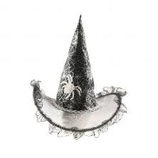 Čarodejnícky klobúk priehľadný