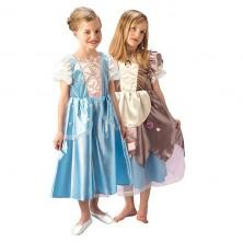 Cinderella obojstranný kostým - licenčný kostým