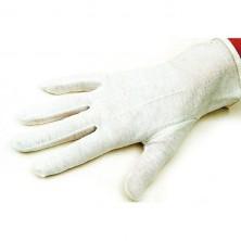 Rukavice klaun - biele