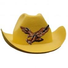 Kovboj žltý vel. 57