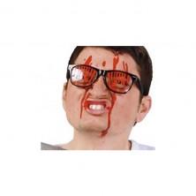 Skrvavené okuliare