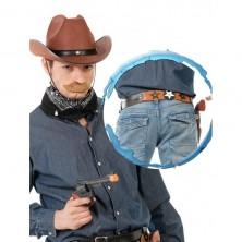 Kovbojský pás (bez pištole)