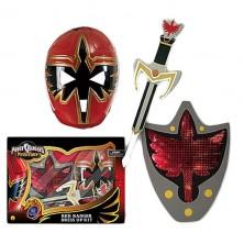 Power Ranger výzbroj - licencie