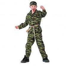 Vojak - kostým na karneval
