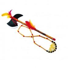 Indián set tomahawk+náhrdelník