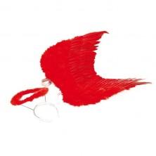 Krídla so svätožiarou