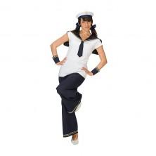 Námorníčka - kostým
