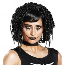 Gothic Doll Wig