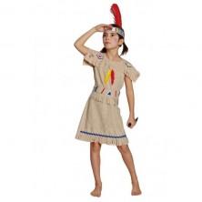 Indiánka - detský kostým