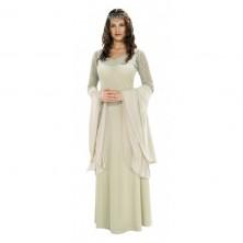 Kráľovské šaty Arwen - licenčný kostým
