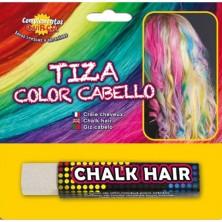 Farebná krieda na farbenie vlasov