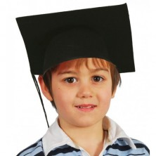 Detská študentská čiapočka