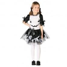 Dievčenské šaty TUTU duch